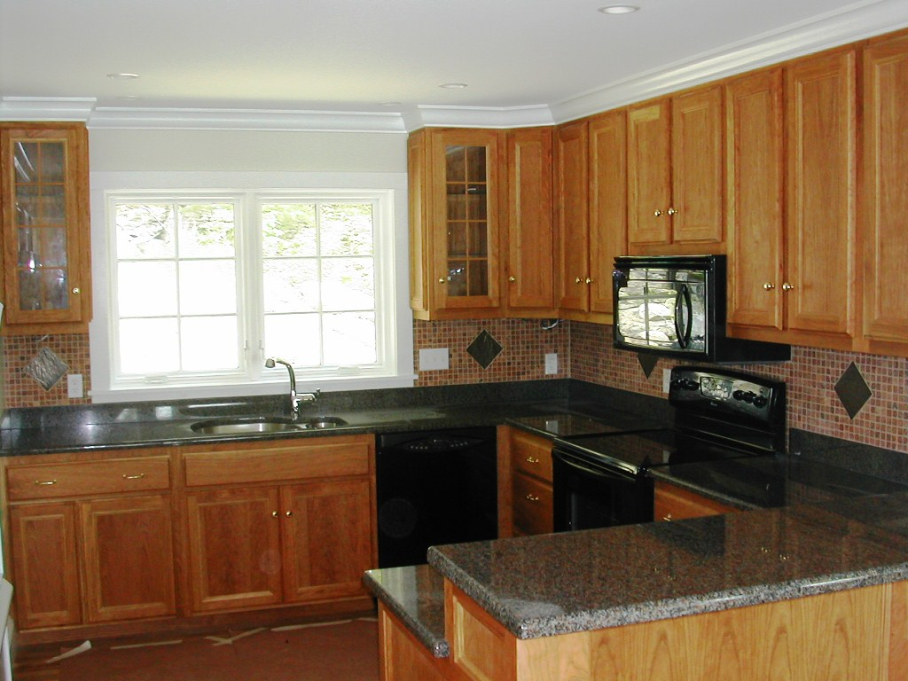 Fine Cherry Kitchen Cabinetry - Custom Cabinetry Furniture and