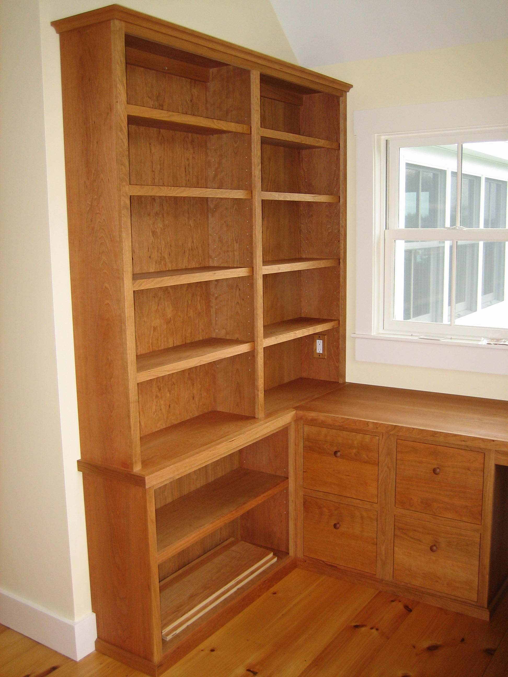 Home Office Furniture and Cabinetry